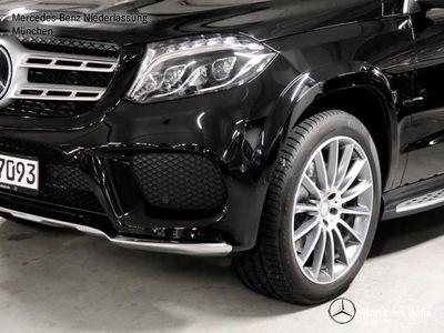gebraucht Mercedes GLS350 d 4M AMG Exkl.-Pak. Sport Fahrass.-Pak.