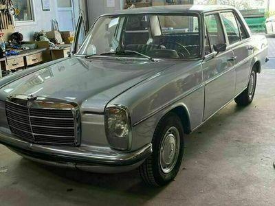 gebraucht Mercedes W115 MercedesModell 200/8