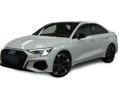 gebraucht Audi S3 TFSI S tronic MATRIX PANO B O Bluetooth Navi