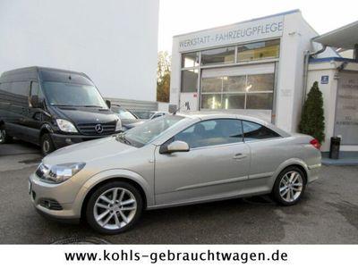 gebraucht Opel Astra Cabriolet 1,6 Twin Top Cosmo orig. KM 74.000