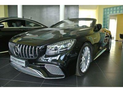 gebraucht Mercedes S65 AMG AMG Cabrio FACELIFT