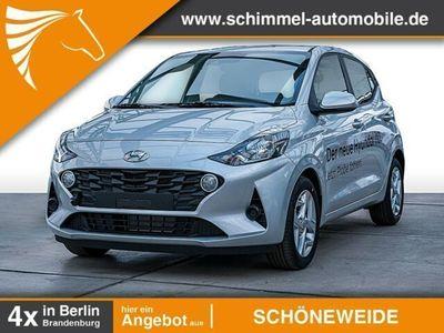 gebraucht Hyundai i10 New 1.0 Benzin Trend Navipak. 16ŽAlu Klima