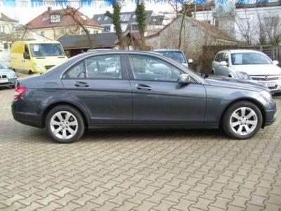 gebraucht Mercedes 200 CKompressor Scheckheft. Xenon,PDC