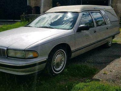 gebraucht Chevrolet Caprice Leichenwagen