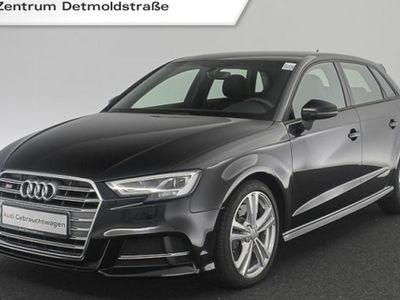 "gebraucht Audi S3 Sportback 2.0 TFSI qu. LED Navi Leder 18"" PDC 6-Ga"