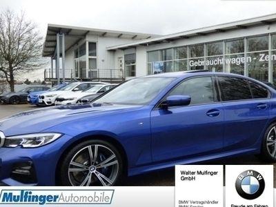 gebraucht BMW 330 i M Sport Laser DrivAsPr.LiveCockp+Gestik AHK