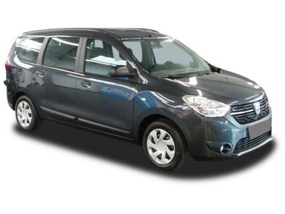 gebraucht Dacia Lodgy 1.6 Benzin