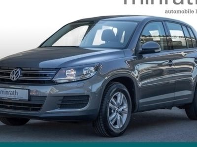 käytetty VW Tiguan Trend & Fun BMT 1.4 TSI RDC Klima SHZ PDC