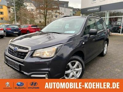 gebraucht Subaru Forester 2.0D Lineartronic Active