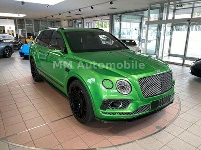 gebraucht Bentley Bentayga Carbon Exterieur/Rear-Seat Entertainm.