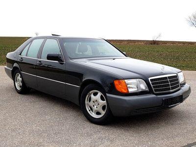 używany Mercedes 600 SE orig.100` km 2. Hand unfallfrei