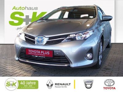 gebraucht Toyota Auris Touring Sports Edition*Allwetter*Navi*PDC*