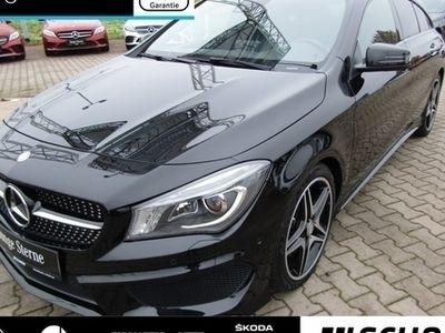 gebraucht Mercedes CLA220 d 4M SB AMG Line Panorama*NP.55293*Navi