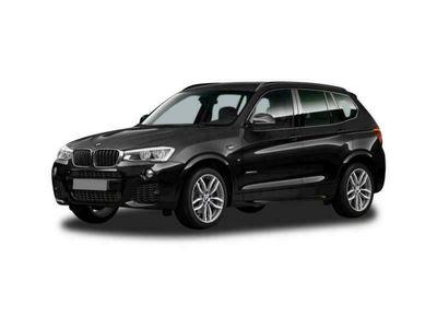 gebraucht BMW X3 X3xDrive20d M Sportpaket Head-Up LED RFK AHK
