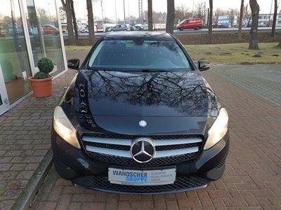gebraucht Mercedes A180 BlueEfficiency Sitzheizung