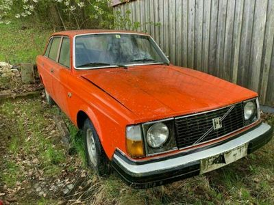 gebraucht Volvo 244 PErstzulassung 2.10.1978