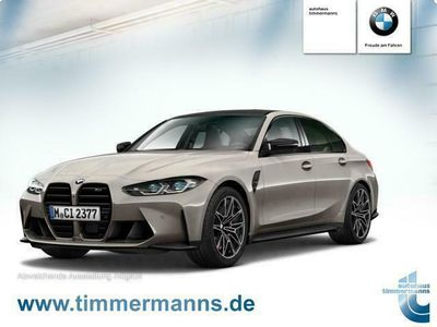 gebraucht BMW M3 Competion Innovationsp. M Drivers Package