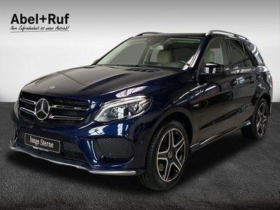 gebraucht Mercedes GLE43 AMG AMG Distronic+Airmatic+360°+Standhzg+AHK