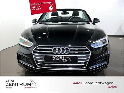 gebraucht Audi A5 Cabriolet 2.5 TFSI S line sport MMI Navi plus, Sit