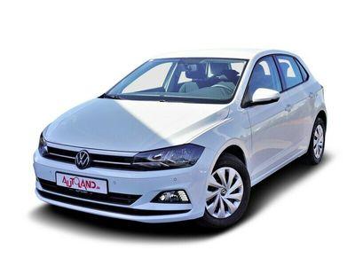 gebraucht VW Polo 1.0 TSI Sitzheizung Bluetooth Einparkhilfe vo + hi