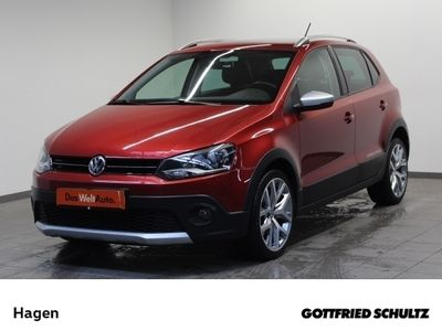 gebraucht VW Polo Cross 1,2 TSI GRA+SHZ+KLIMAAUT.+PDCvo&hi