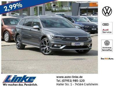 gebraucht VW Passat Alltrack Variant 4Motion 2.0 TDI Standheizung Panoramadac