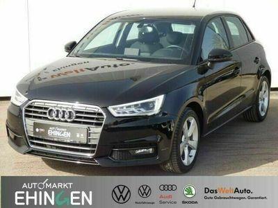 gebraucht Audi A1 Sportback sport 1.6 TDI Xenon Navi