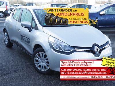 gebraucht Renault Clio IV 1.2 16V 75 Dynamique Nav PDC Temp NSW