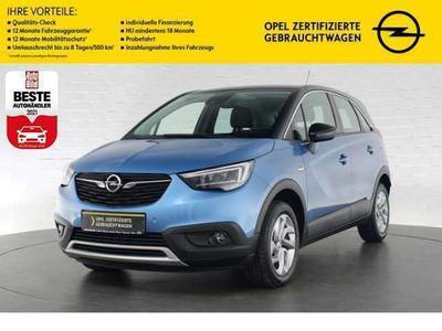 gebraucht Opel Crossland X INNOVATION+LED-SCHEINWERFER+RÜCKFAHRKAMERA+FRONTKAMERA