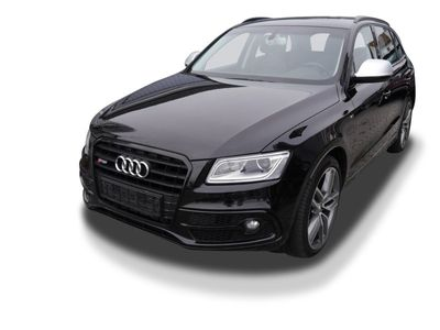 gebraucht Audi SQ5 3.0 TDI DPF QUATTRO * TIPTRONIC * PANORAMA-SD * 21 ZOLL * NAVI * LEDER FEINNAPPA * ACC