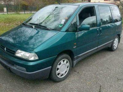 gebraucht Citroën Evasion Bj 97, div. Mängel, fahrbe...