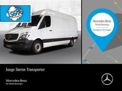 gebraucht Mercedes Sprinter 316 CDI Kasten Hochdach Lang