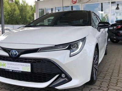 gebraucht Toyota Corolla 2,0-l-Hybrid Club*BI-LED*Allwetter*SHZ*