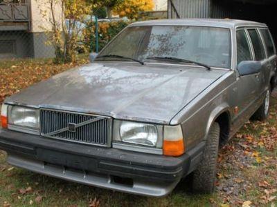 gebraucht Volvo 740 GL EZ 1987
