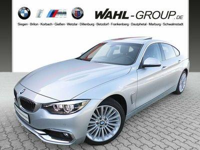 gebraucht BMW 420 Gran Coupé i Luxury Line Automatik | Navi Glasdach LED