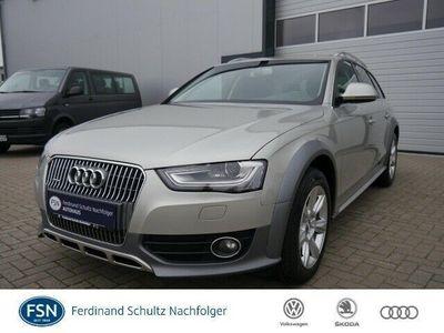 gebraucht Audi A4 Allroad 2.0 TFSI quattro Xenon PDC AHK Klima (Einparkhilfe