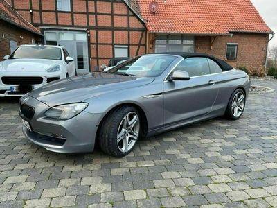 gebraucht BMW 650 Cabriolet i HUD/SOURROUND-VIEW/SOUND/ZIMT/SOFT!!