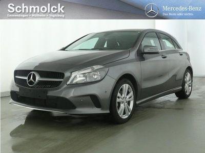 gebraucht Mercedes A180 d Urban+Navi+Tempomat+akt. Parktr+Sitzheiz