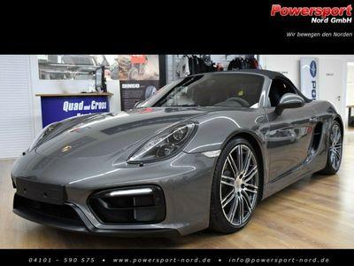 gebraucht Porsche Boxster GTS PDK, 20´Turbo Design, Bose