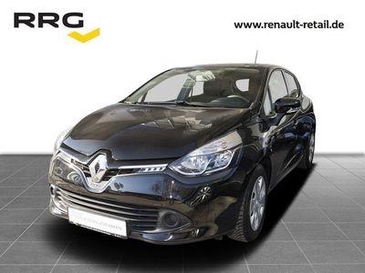 gebraucht Renault Clio IV 0.9 TCe 90 LIMITED Navi, Klima,Freisprecheinri