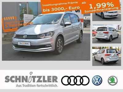 gebraucht VW Touran JOIN 1.0 TSI (7 Sitzer) Navi/EPH/SHV/+++