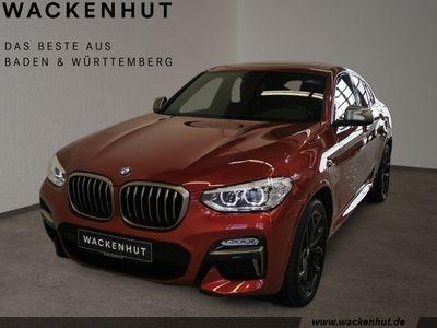gebraucht BMW X4 M 40 d AHK+DRIV ASS+SPUR+PANO+PARK-ASS+KAMERA