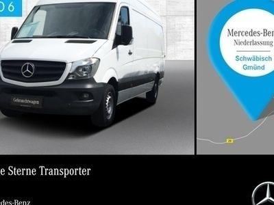 gebraucht Mercedes Sprinter 316 CDI KA Klima Tempomat PTS Schwingsitz