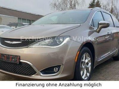 gebraucht Chrysler Pacifica LIMITED XENON NAVI LEDER PANO VOLL