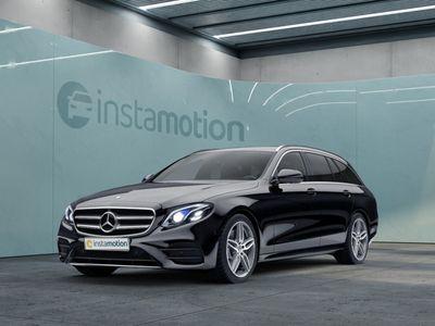 gebraucht Mercedes E400 E400 4M T AMG Line Distr Multib HUD 360° Wides