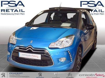 used Citroën DS3 Cabriolet Pure Tech 82 Chic