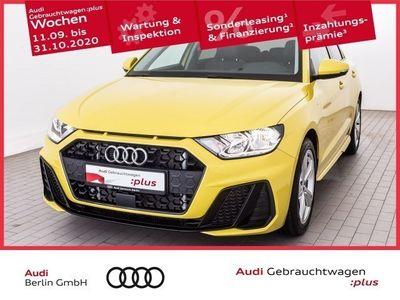 gebraucht Audi A1 Sportback S line 30 TFSI 85 kW (116 PS) 6-Gang