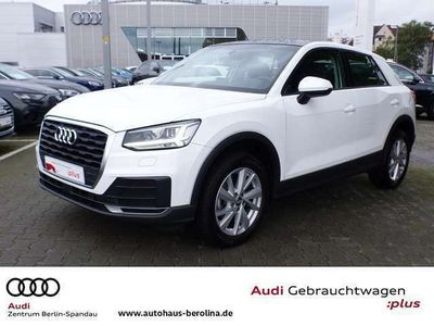 gebraucht Audi Q2 35 TFSI S tronic *PANO*LED*GRA*PDC+*