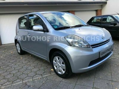 gebraucht Daihatsu Sirion 1.3 S TÜV NEU/KLIMA// 1 HAND S-HEFT/