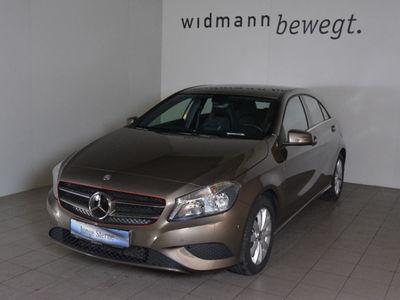 gebraucht Mercedes A180 BE *AHK*aktiver Park-Assistent*Sitzheizung